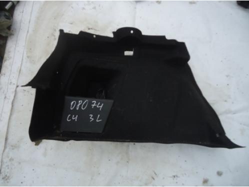 C4 Обшивка багажника (нижняя левая) 3-х дверный кузов