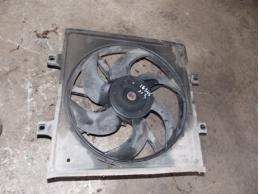 HAIMA 3 Диффузор вентилятора основного в сборе (6 лопастей)1.8л