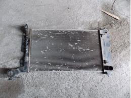 COROLLA E12 Радиатор основной МКПП