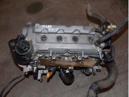 TIIDA C11 Двигатель HR16DE 1.6л