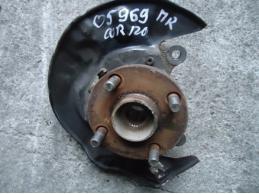 COROLLA E12 Кулак поворотный передний правый МКПП, под ABS 1.4л