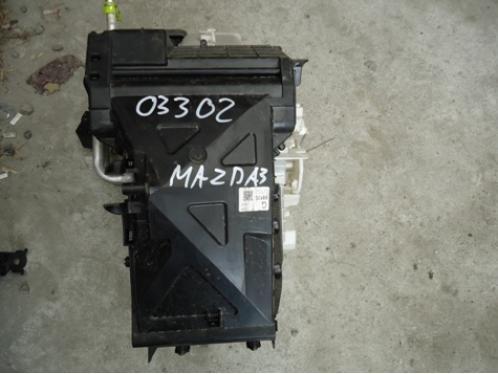 MAZDA 3 Корпус отопителя (в сборе, без мотора)