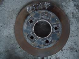 3 BL Диск тормозной задний 1.6л