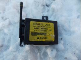 AVEO T250 Блок штатной сигнализации