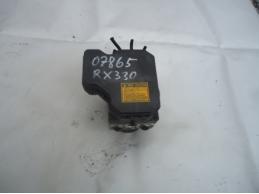 RX 300330350400H Блок ABS АКПП 3MZFE 3.3л
