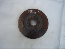 RX 300330350400H Диск тормозной передний 3.3л