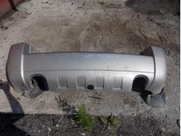 TUCSONБампер задний (под две трубы)