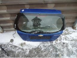 AVEO T250 Дверь багажника