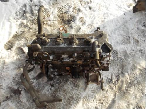 PRIMERA P12  Двигатель QG16 1.6л