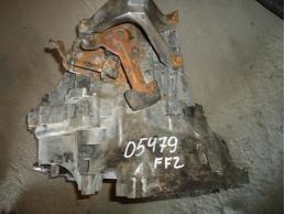 FOCUS II МКПП 6M5R7002VC 2.0л
