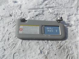 AURIS E15 Козырек солнцезащитный (правый)
