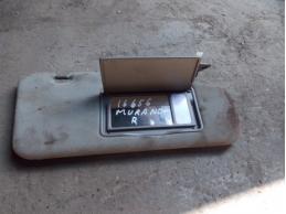 MURANO Z50 Козырек солнцезащитный (правый)