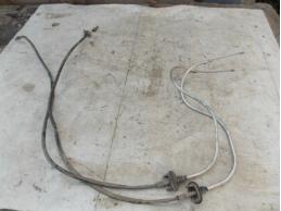BERLINGOТрос стояночного тормоза (пара)