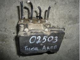 TIIDA C11 Блок ABS 47660EM10A 1.6л