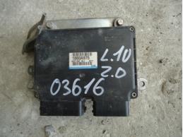 LANCER X Блок управления двигателем АКПП 2.0л 1860A975