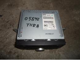 TIIDA C11 Магнитола штатная