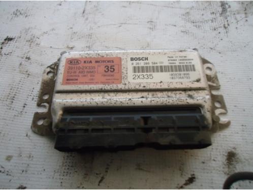 SPECTRAБлок управления двигателем 391102X335 1.6л