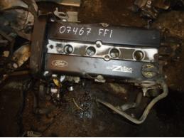 FOCUS I Двигатель EYDK 115л.с, 1.8л