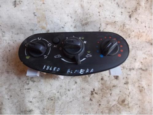 ALMERA G15  Блок управления отопителем