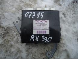 RX 300330350400H Блок управления центральным замком 8922248010