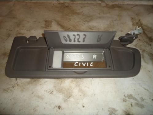 CIVIC 4D Козырек солнцезащитный (правый)