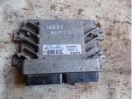 ALMERA G15 Блок управления двигателем МКПП 1.6л