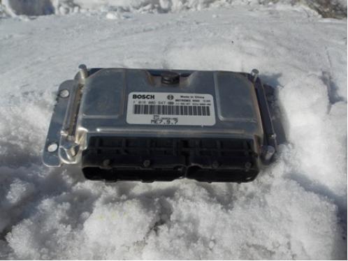 KIMO A1 Блок управления двигателем МКПП 1.3л
