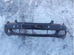 W219 CLS Бампер передний (под омыватель и парктроник)
