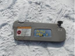 AVEO T250 Козырек солнцезащитный (правый)