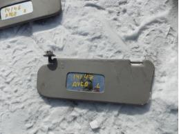 AVEO T250 Козырек солнцезащитный (левый)