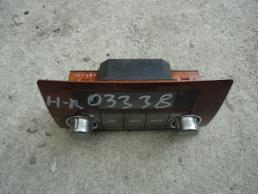 HIGHLANDER II Блок управления климатической установкой (задний)