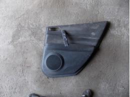 MAZDA 6 Обшивка двери задняя правая (седан,под электрику)