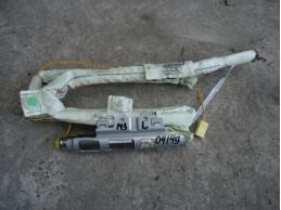 3 BL Подушка безопасности (боковая шторка) седан левая