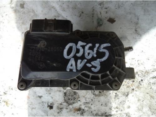 AVENSIS II  Заслонка дроссельная электрическая 2203028050 1AZFSE 2.0л