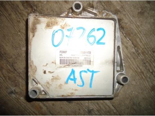 ASTRA H Блок управления двигателем 55561172 Z16XEP, МКПП 1.6л