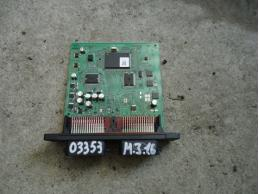 3 BL Блок управления двигателем АКПП 1.6л