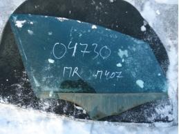 407Стекло переднее правое