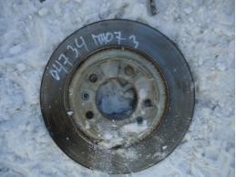 407Диск тормозной задний 2.0л