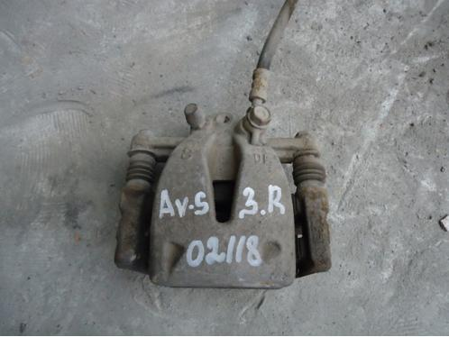 AVENSIS II  Суппорт задний правый