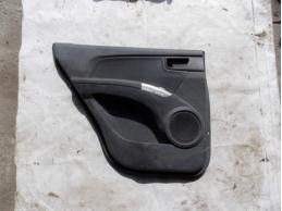 SPORTAGEОбшивка двери задняя левая (под электрику)
