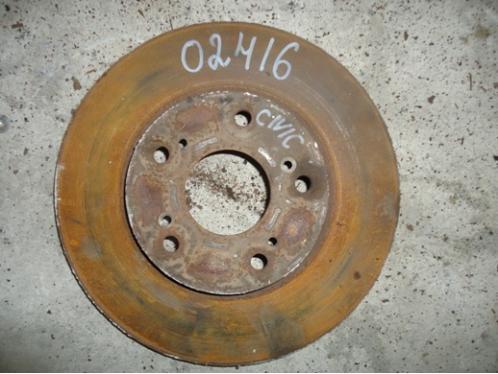 CIVIC 4D Диск тормозной передний