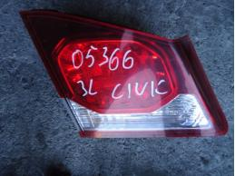 CIVIC 4D Фонарь задний внутренний левый (после 2009г)