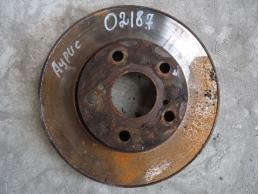 AURIS E15 Диск тормозной передний