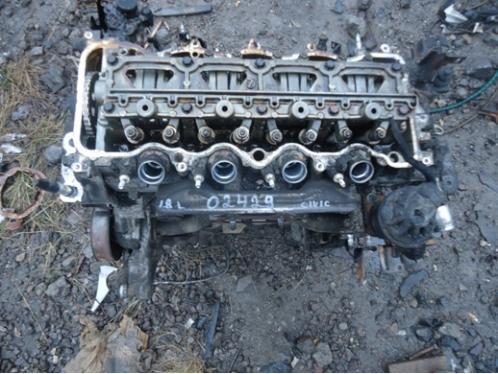 CIVIC 4D  Двигатель R18A2 1.8л