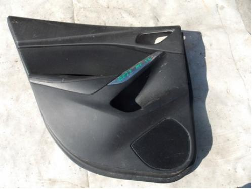 MAZDA 6  Обшивка двери задняя левая (под электрику)