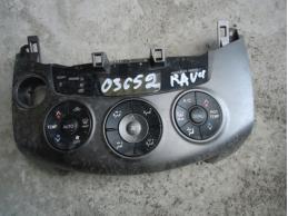 RAV 4 Блок управления климатической установкой