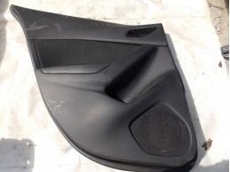 MAZDA 3 Обшивка двери задняя левая (седан,под электрику)
