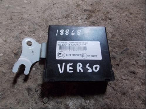COROLLA VERSO  Иммобилайзер 897800F020