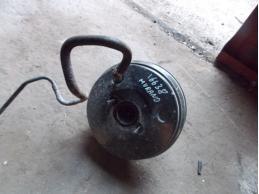 MURANO Z50 Усилитель тормозов вакуумный АКПП 3.5л