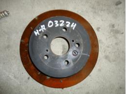 HIGHLANDER II Диск тормозной задний 3.5л